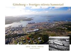 Göteborg - Sveriges största hamnstad