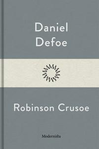 Robinson Crusoe (e-bok) av Daniel Defoe