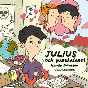 Julius 1 - Julius och pusskalaset (ljudbok) av