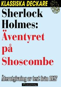 Sherlock Holmes: Äventyret på Shoscombe (e-bok)