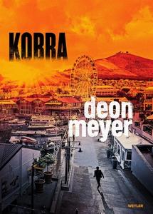 Kobra (e-bok) av Deon Meyer