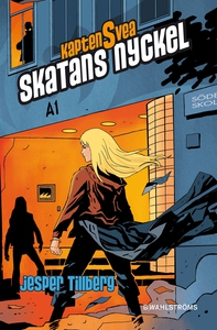Kapten Svea 1 - Skatans nyckel (e-bok) av Jespe