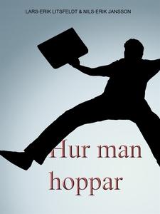 Hur man hoppar (e-bok) av Lars-Erik Litsfeldt,