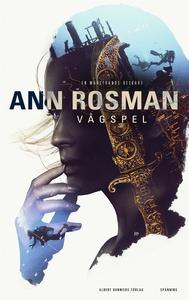 Vågspel (e-bok) av Ann Rosman