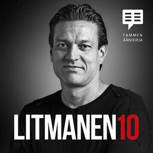 Litmanen 10 (ljudbok) av Jari Litmanen