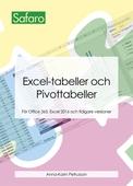 Excel-tabeller och Pivottabeller