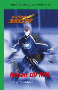 Stjärnskott 1 - Resan till NHL (e-bok) av Gunna