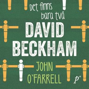 Det finns bara två David Beckham (ljudbok) av J