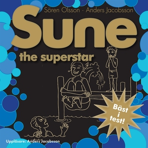 Sune the superstar (ljudbok) av Sören Olsson, A