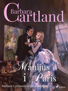 Månljus i Paris (e-bok) av Barbara Cartland