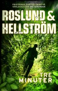 Tre minuter (e-bok) av Roslund & Hellström, Ros