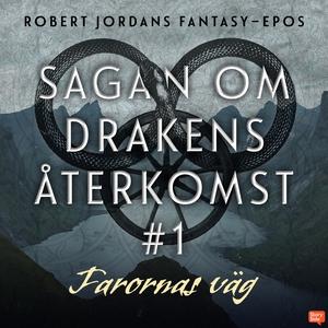 Farornas väg (ljudbok) av Robert Jordan