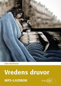 Vredens druvor (ljudbok) av John Steinbeck
