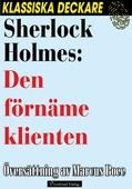 Sherlock Holmes: Den förnäme klienten