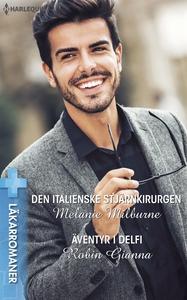 Den italienske stjärnkirurgen/Äventyr i Delfi (