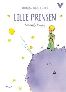 Lille prinsen (lättläst) (ljudbok) av Antoine d