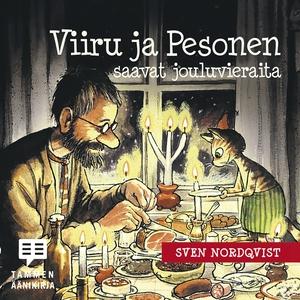 Viiru ja Pesonen saavat jouluvieraita (ljudbok)