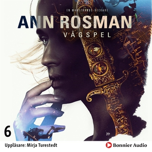 Vågspel (ljudbok) av Ann Rosman