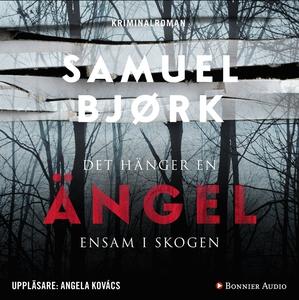 Det hänger en ängel ensam i skogen (ljudbok) av