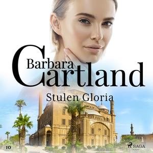 Stulen Gloria (ljudbok) av Barbara Cartland