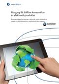 Nudging för hållbar konsumtion av elektronikprodukter