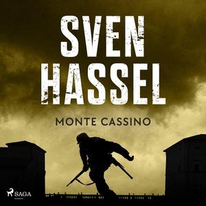 Monte Cassino (ljudbok) av Sven Hassel