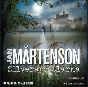 Silverapostlarna (ljudbok) av Jan Mårtenson
