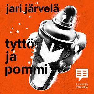 Tyttö ja pommi (ljudbok) av Jari Järvelä