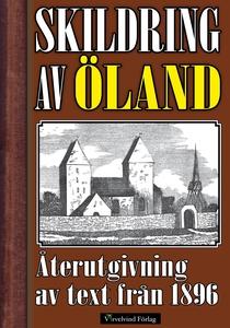 Skildring av Öland år 1896 (e-bok) av Herman Ho