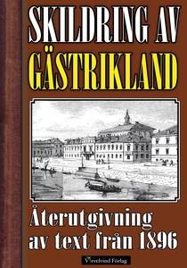 Skildring av Gästrikland år 1896 (e-bok) av Her