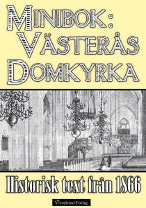 Skildring av Västerås domkyrka år 1866 (e-bok)