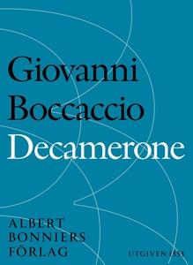 Decamerone (e-bok) av Giovanni Boccaccio