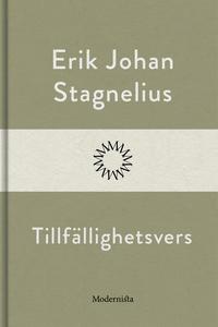 Tillfällighetsvers (e-bok) av Erik Johan Stagne