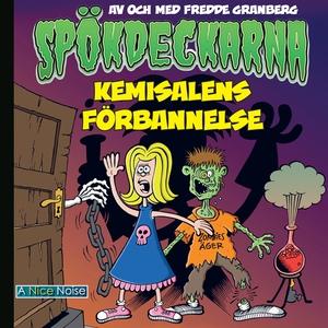 Spökdeckarna (ljudbok) av Fredde Granberg