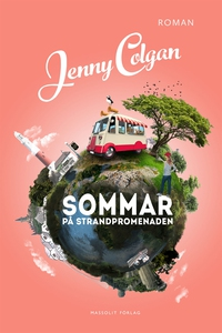 Sommar på strandpromenaden (e-bok) av Jenny Col