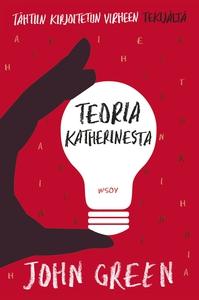 Teoria Katherinesta (e-bok) av John Green