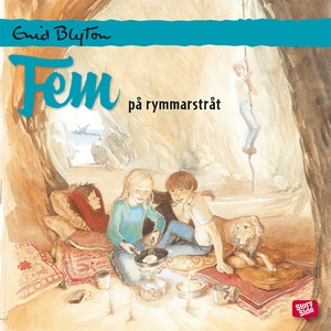 Fem på rymmarstråt (ljudbok) av Enid Blyton