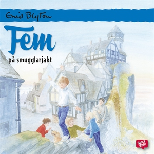Fem på smugglarjakt (ljudbok) av Enid Blyton