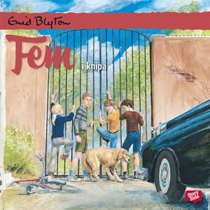 Fem i knipa (ljudbok) av Enid Blyton