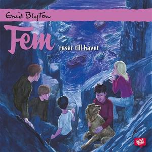 Fem reser till havet (ljudbok) av Enid Blyton