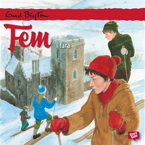 Fem i fara (ljudbok) av Enid Blyton