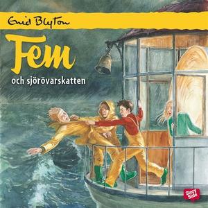 Fem och sjörövarskatten (ljudbok) av Enid Blyto