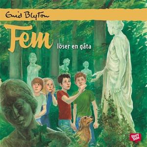 Fem löser en gåta (ljudbok) av Enid Blyton