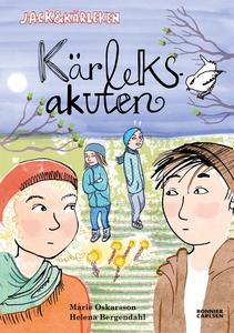 Kärleksakuten (e-bok) av Marie Oskarsson