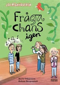 Fråga chans - igen (e-bok) av Marie Oskarsson