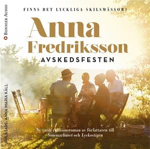 Avskedsfesten (ljudbok) av Anna Fredriksson