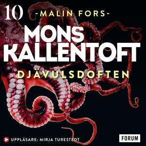 Djävulsdoften (ljudbok) av Mons Kallentoft