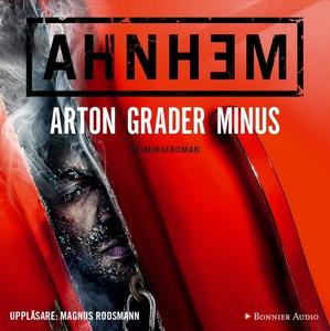 Arton grader minus (ljudbok) av Stefan Ahnhem