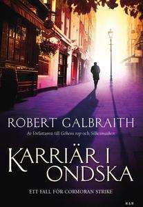 Karriär i ondska (e-bok) av Robert Galbraith