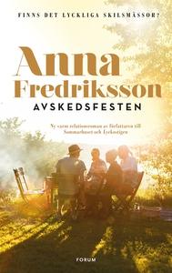Avskedsfesten (e-bok) av Anna Fredriksson